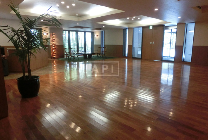 Entrance Hall | AOYAMA DAIICHI MANSIONS Exterior photo 04