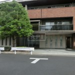 Exterior   AZABU DAI-ICHI MANSIONS Exterior photo 02