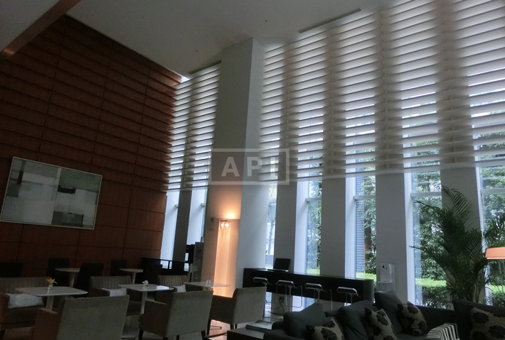 Lounge   THE PRUDENTIAL TOWER RESIDENCE Exterior photo 03
