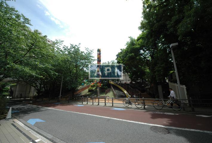 Sakurazaka Park   ROPPONGI HILLS RESIDENCE C TOWER Exterior photo 20
