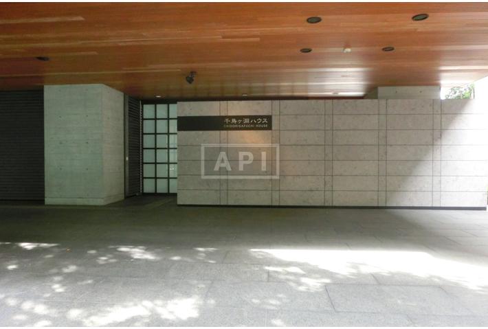 Entrance   CHIDORIGAFUCHI HOUSE Exterior photo 03
