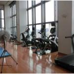 Fitness room | HOMAT VISCOUNT Exterior photo 05