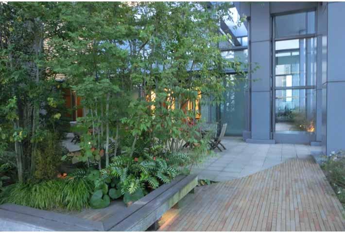 Roof garden | HOMAT VISCOUNT Exterior photo 10