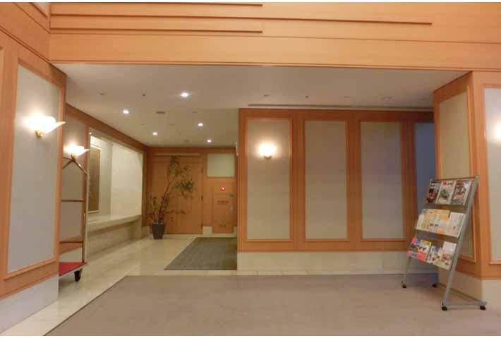 Elevator hall | HOMAT VISCOUNT Exterior photo 04