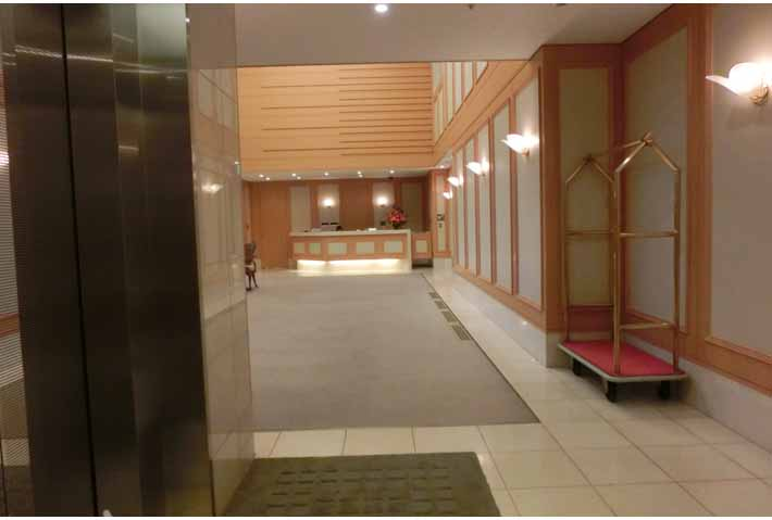 Main lobby | HOMAT VISCOUNT Exterior photo 12