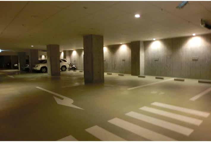 Car parking | HOMAT VISCOUNT Exterior photo 08