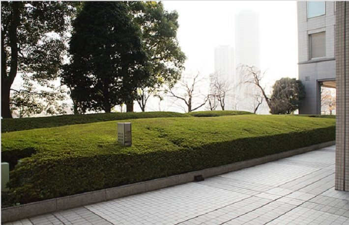 Garden | SUMIDA RIVER SIDE TOWER Exterior photo 07