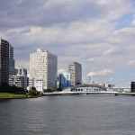 | SUMIDA RIVER SIDE TOWER Exterior photo 01