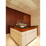 Front Concierge Desk | KITANOMARU SQUARE THE TERRACE Exterior photo 06
