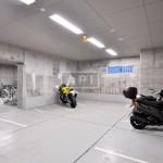 Motorbike Parking | KITANOMARU SQUARE THE TERRACE Exterior photo 12