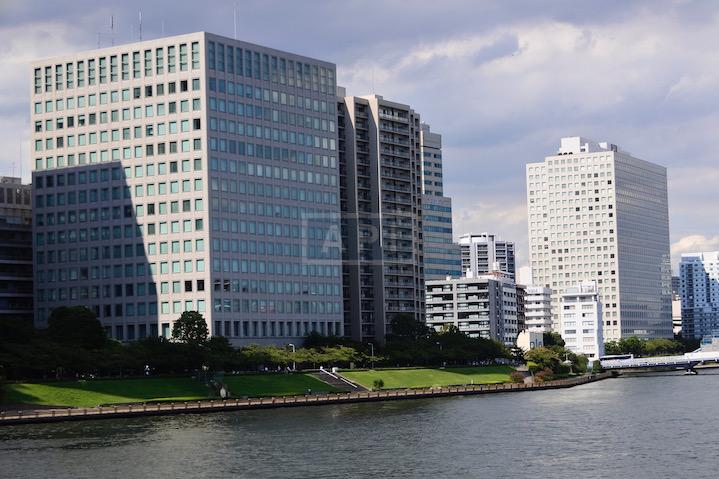 | SUMIDA RIVER SIDE TOWER Exterior photo 17