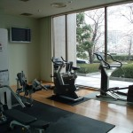 Gym | SUMIDA RIVER SIDE TOWER Exterior photo 15