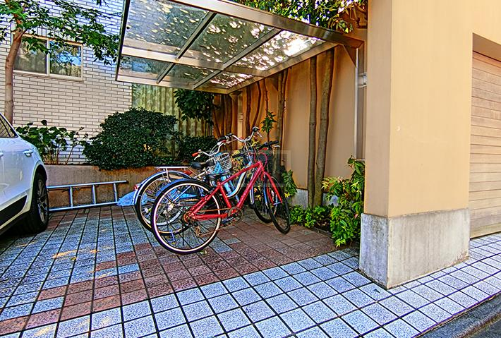   IKEDAYAMA FLATS Exterior photo 05