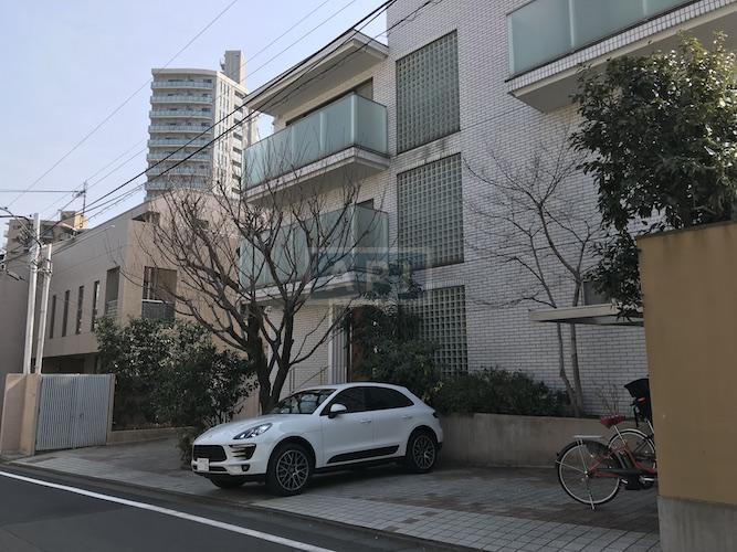  IKEDAYAMA FLATS Exterior photo 04