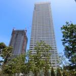 | THE PARKHOUSE HARUMI TOWERS TIARO RESIDENCE Exterior photo 01