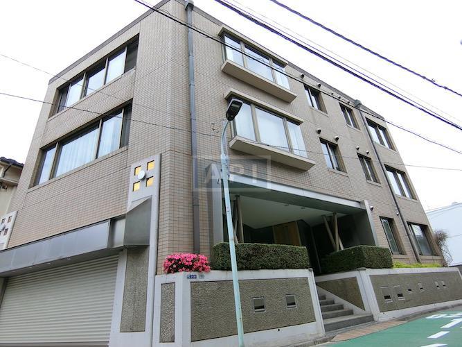 | MINAMI-AZABU FLATS Exterior photo 14