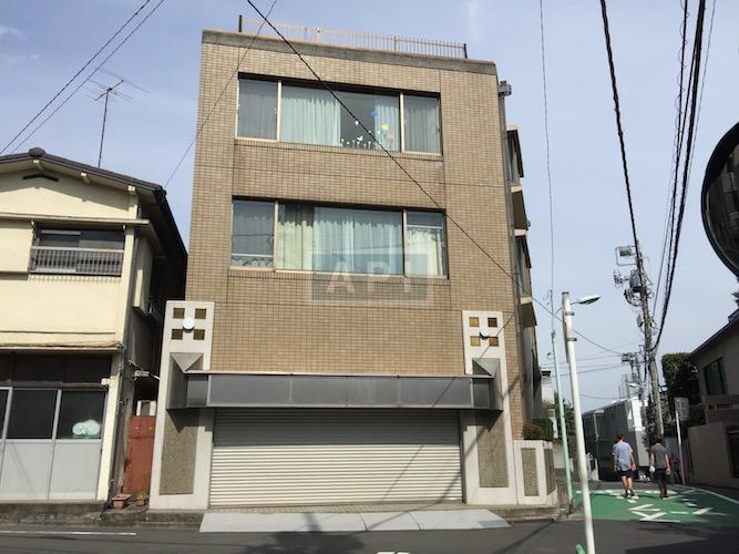 | MINAMI-AZABU FLATS Exterior photo 01