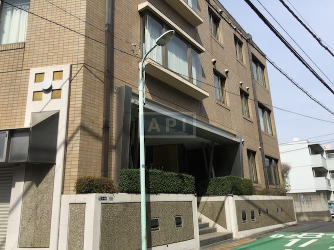 | MINAMI-AZABU FLATS Exterior photo 02