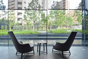 The Parkhouse Nishiazabu Residence