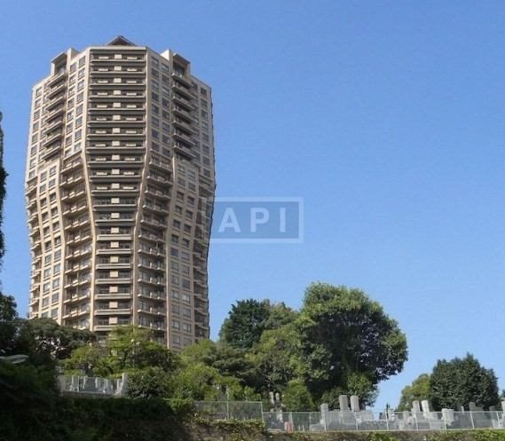 | MOTO-AZABU HILLS FOREST TOWER Exterior photo 02