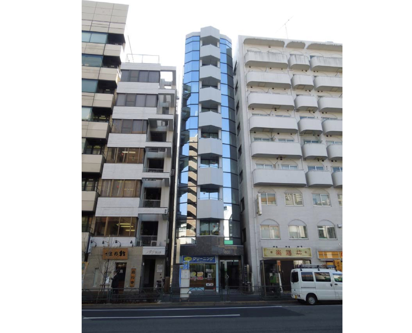 Shinjuku building for sale