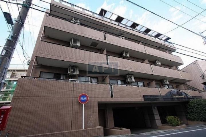 Occupied apartment unit for sale in Naka Meguro