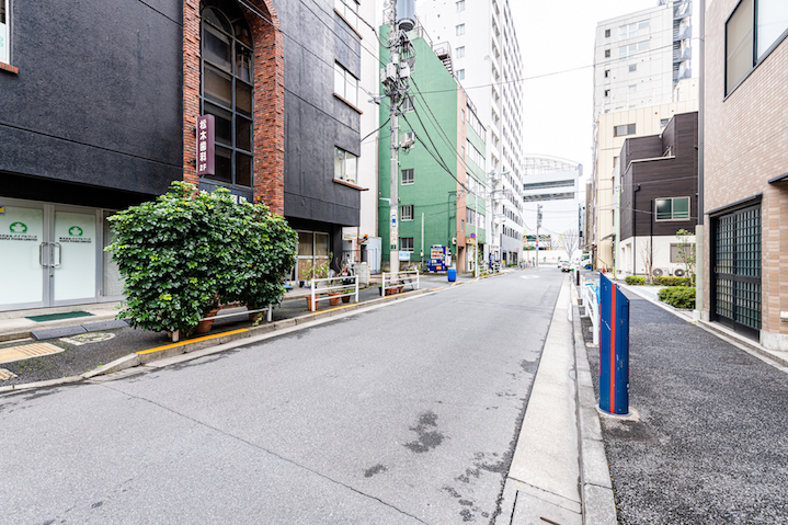   LEFOND TSUKIJI THE RESIDENCE Exterior photo 19